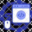 Web Development Web Programming Html Coding Icon