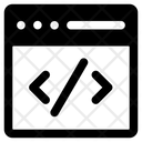 Web Development Software Development Html Icon