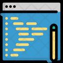 Design Coding Programming Icon