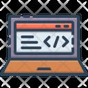Code Optimization App Code Icon