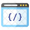 Web Coding Web Development Html Icon