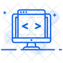 Code Optimization Web Coding Html Coding Icon