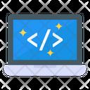 App Development Web Development Web Coding Icon