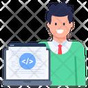 Web Development Web Coding Website Coding Icon