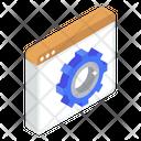 Web Configuration Icon