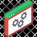 Web Configurations Icon