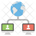 Web Connection Internet Icon