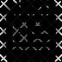 Website Text Web Icon