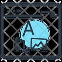 Web Content Development Icon