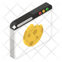 Web Cookies Icon