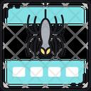 Web Crawler Web Crawling Icon