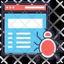 Internet Bot Web Crawler Web Indexing Icon