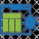 Web Crawling Web Website Icon