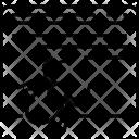 Web Crawling Bug Icon