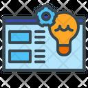 Web Development Programming Development Icon