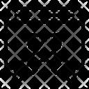 Website War Web Crime Cybercrime Icon