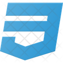 Web Css Cascading Icon