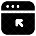 Web Cursor Web Click Click Website Icon
