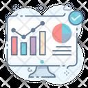 Web Dashboard Web Design Web Analytics Icon