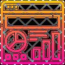 Web Dashboard Web Dashboard Icon