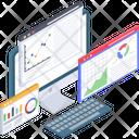 Web Dashboard Vector Icon