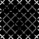 Web Data Icon