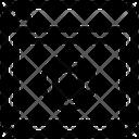 Web Data Analytics Icon