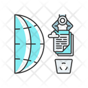 Web Data Scraping Icon