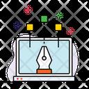 Web Design Graphic Designing Web Development Icon