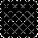 Web Design Web Article Web Content Icon