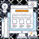 Web Designing Web Graphic User Interface Icon
