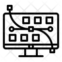 Web Vector Design Computer Icon