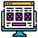Website Page File Icon