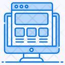 Graphic Designing Digital Artwork Web Design Icon