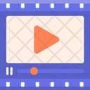 Video Services Icon