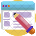 Creative Design Web Design Web Layout Icon
