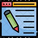 Web Design Design Development Icon