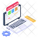 Online Designing Web Design Website Designing Icon