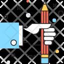 Web Design Composing Icon