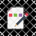 Design File Document Icon