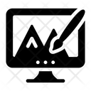 Graphic Designing Web Designing Web Art Icon
