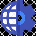 Web Developement Gear Icon
