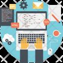 Web Developer Software Icon