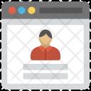 Programmer Web Developer Icon