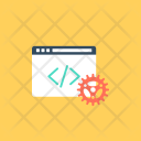 Web Development Programming Icon