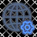 Web Development Management Icon