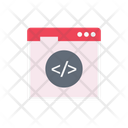 Development Coding Programming Icon