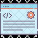 Mweb Development Web Development Web Coding Icon