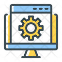 Web Development Seo Icon