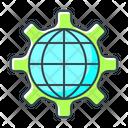 Development Internet Network Icon